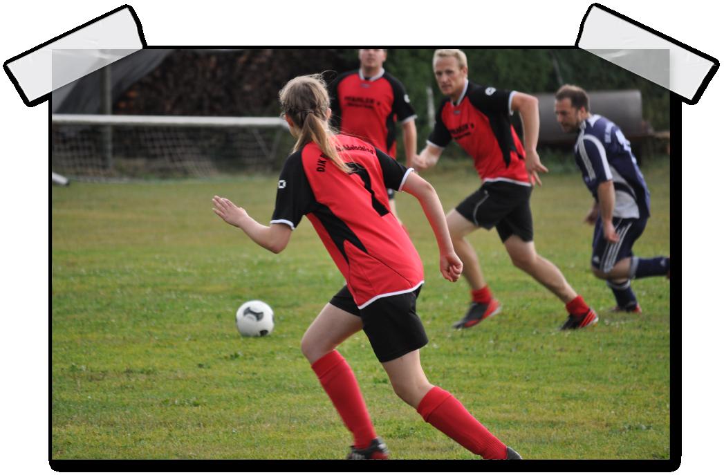 Damen Fußball DJK