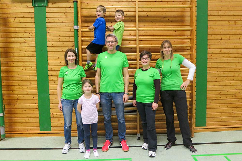 Team Sport und Spiel für Kinder DJK